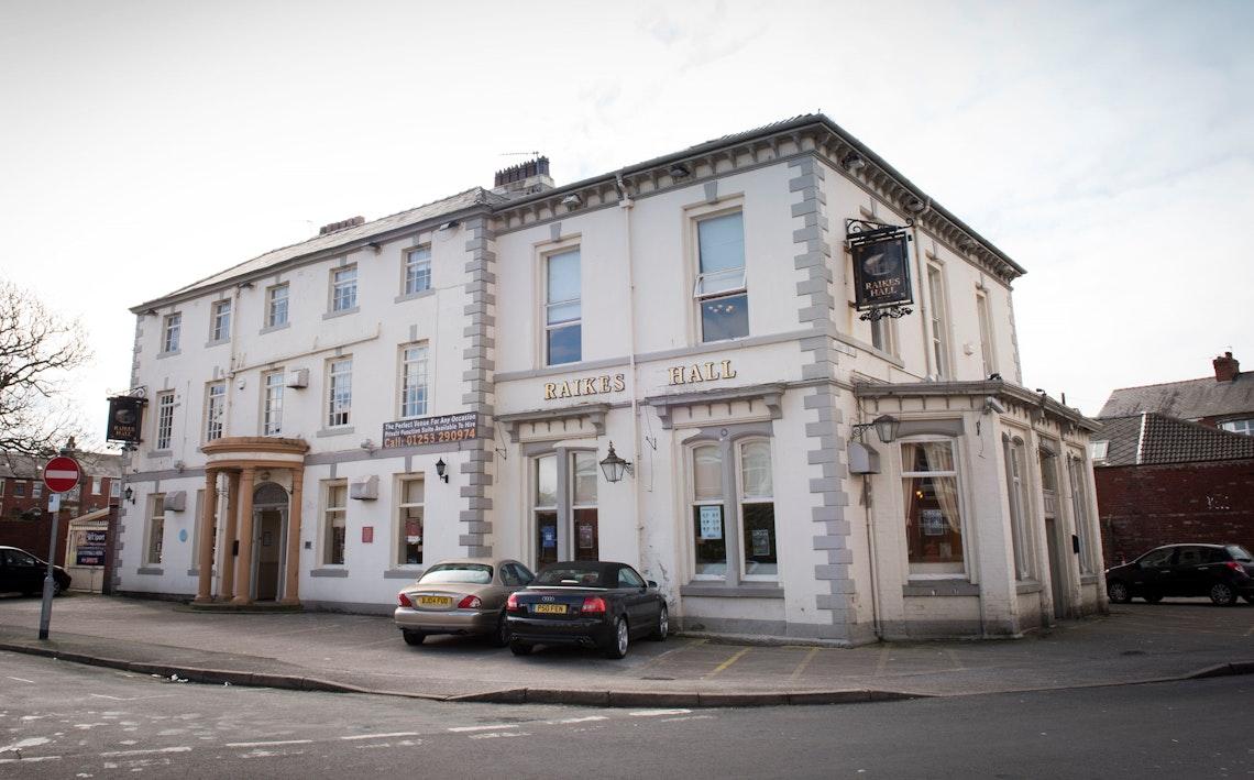 Raikes Hall Blackpool